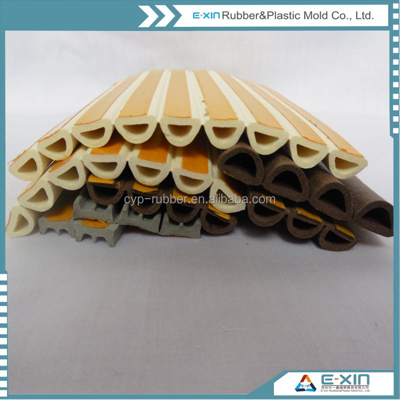 low price factory direct sale - shower door rubber material weather strip for waterstop