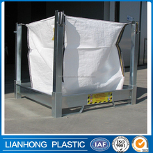 China 1 ton jumbo bag pp bulk bag 800kg to 1200kg for coorper concentrate,steel,sand,silica,etc