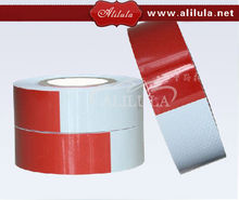 self-adhesive reflective band Reflective Tape Stripe Safety Sticker 50mm*50yards tape in high quality