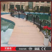 fireproof decking board wpc for outdoor