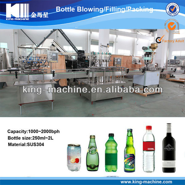 Perfect economical vinegar / acetum / aceta bottling machine