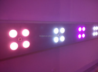 hhx advertising sign waterproof 10w 1m 10-leds dc12v ip66 led strip aluminium for bulding decorate