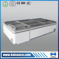 supermarket fridge freezer for frozen food