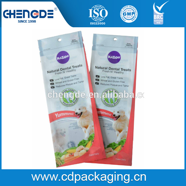 Aluminum flexible printed flat pouch for facial mask
