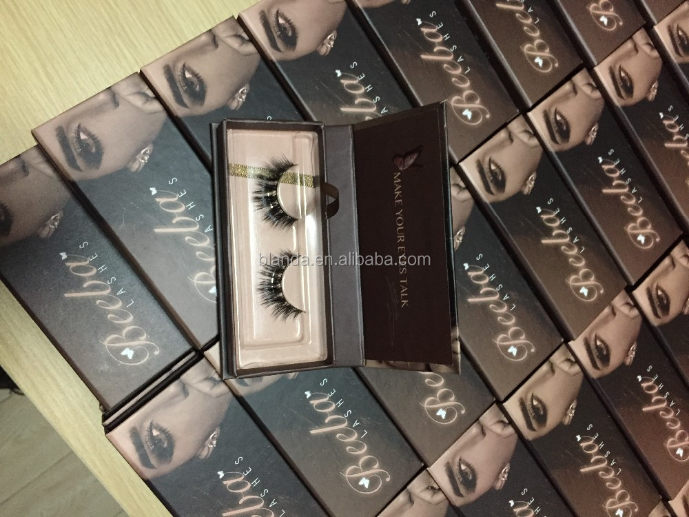 2016 new designed omber style lashes, eyelash, lilly lashes