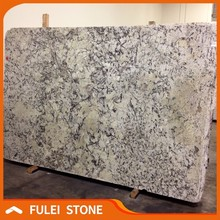 Beautiful white brazilian granite colors white ice blue granite slab