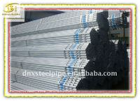 Supply Hot Dipped Galvanized Furniture Steel Pipe