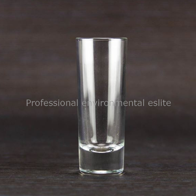New Style Tall And Thin Drinking Glass Cup Small Glass Cup