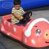 Fwu long FRP animal shell Fun rides Animal bumper car electric battery car kids drift car