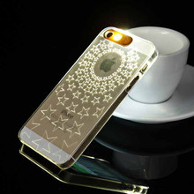 calling flashing led light phone case for iphone 6 for iphone 6 plus cell phone case