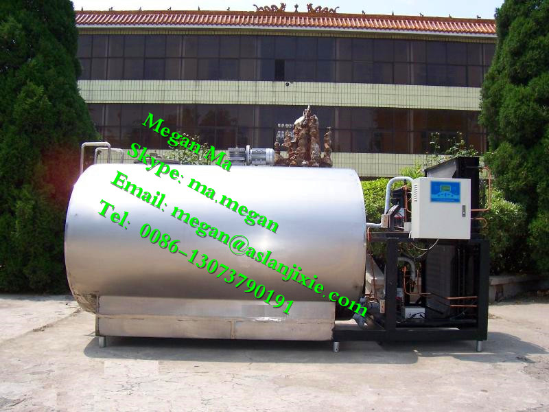 304SUS tanks for milk transport