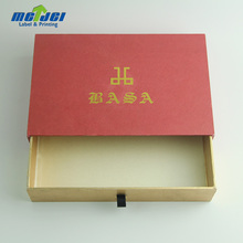 Wholesale paper sliding drawer packaging box