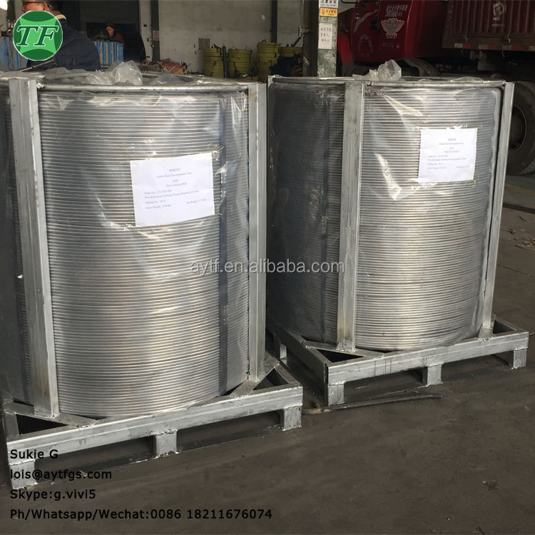 china supplier alloy metal Sulfur/S flux wire buyer