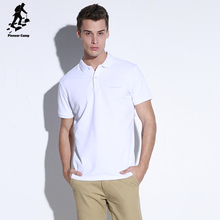 high quality promotion cheap wholesale white polo shirt