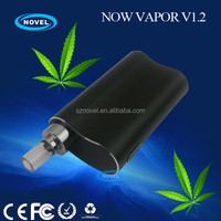 New Smoking Products Now vapor V1.2 Vaporizer for dry herbcool grenade design e cigarette