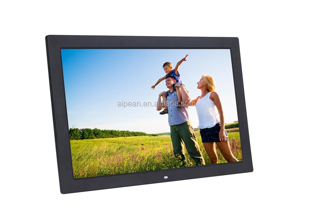 19 zoll fabrik hd media diashow screen-monitor digital led ...