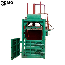 automatic corrugated paper carton baling machine manufacturer