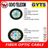 Telecommunication Fiber Optic Cable GYTS