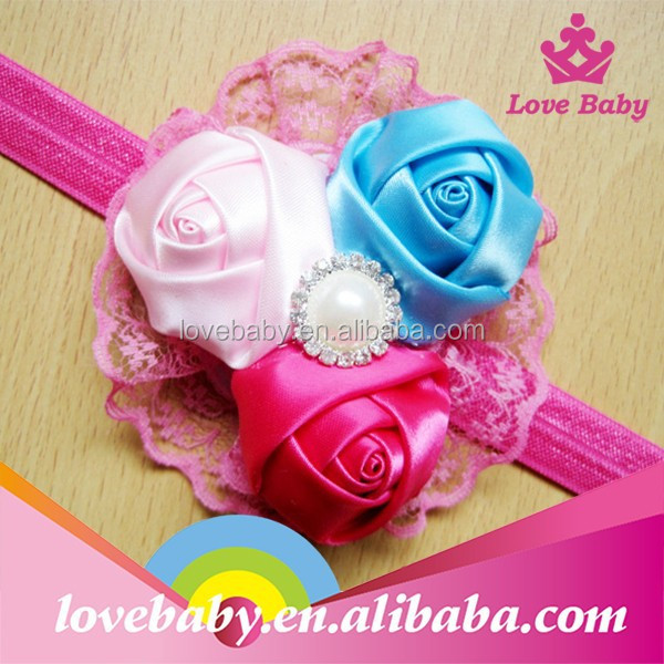 Hot selling toddler baby fashion headband accessories LBE4092657