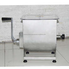 20 pound or 44LBS manual or electric meat paddle mixer