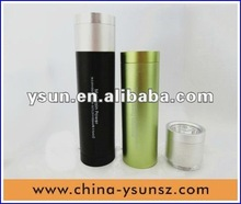 2012 newest flashlight design quick portable battery charge