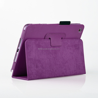 Guangzhou Danycase shockproof tablet leather case for ipad mini smart cover