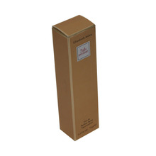 Gold color simpe folding paper box for cosmetic