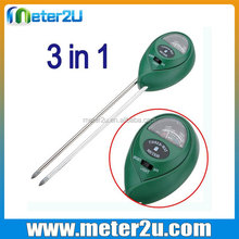 3 in 1 Water & Light & PH Meter Tester HDSP-01,210mm,Moisture Sensor Meter, moisture meter garden