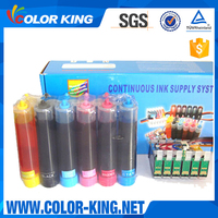 Colorking 6 colour CISS for EPSON series printer continuous ink supply system