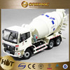 Hubei 6x4 Concrete Mixture truck,feed mixer trucks for sale