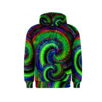 Custom Tie-Dye Muti-Color Sublimated Sublimation Hoodie,Custom Sublimation Hoodies /Sweatshirts