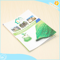 High quality print catalogue/booklet printing service of liyang printing