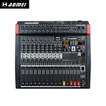 Selling Well All Over The World LX-12P Professional Power Music Mixer Amplifier DJ 12 Channel Audio Mixer
