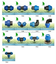 PP FITTINGS for irrigation system