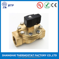 1 Inch Shut Off Water Solenoid Valve