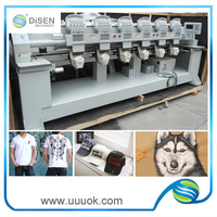 Best home embroidery machine with 6 heads