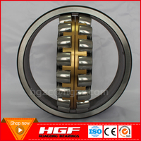 HGF Chinese manufacturers supply Spherical roller bearing 22209 MB E CA CC