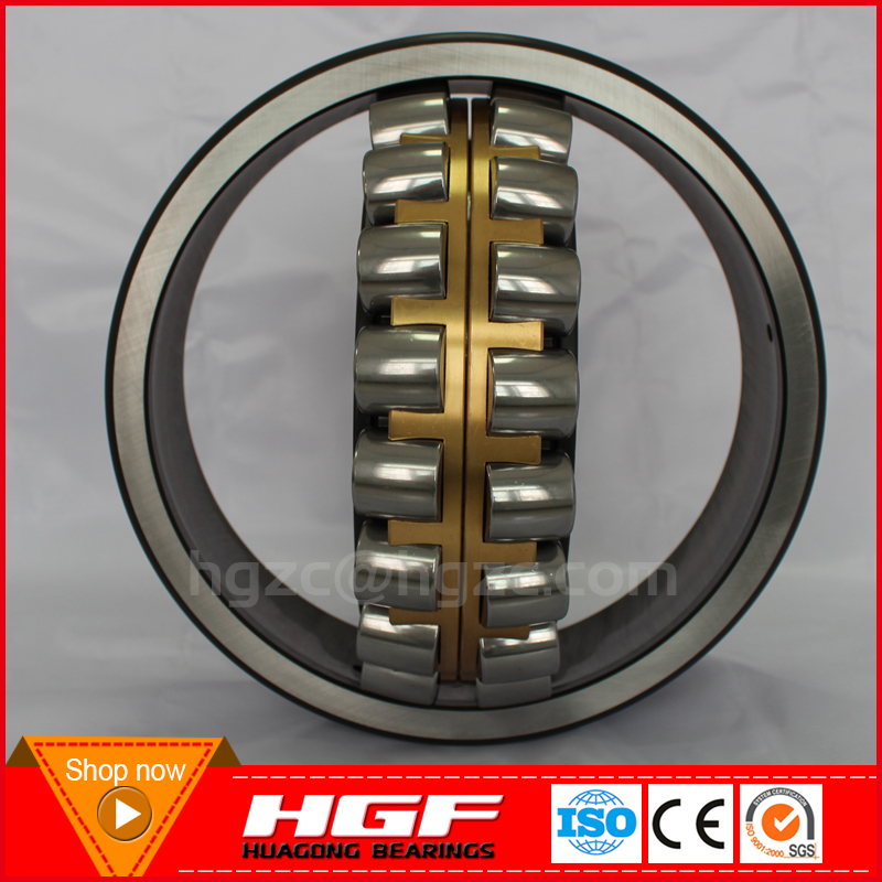 Spherical roller bearing 22209 MB E CA CC cage W33