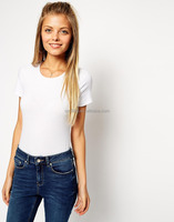 Body with Crew Neck and Short Sleeves China supplier