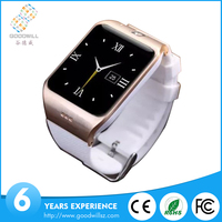 Capacitive touch screen bluetooth smart watch phone