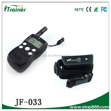 JF-033 Small/Medium/Big Dog Training for 1/2/3 Dogs-Rechargeable Version dog shock collars for barking