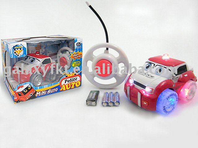 2 CHANNELS RC CAR