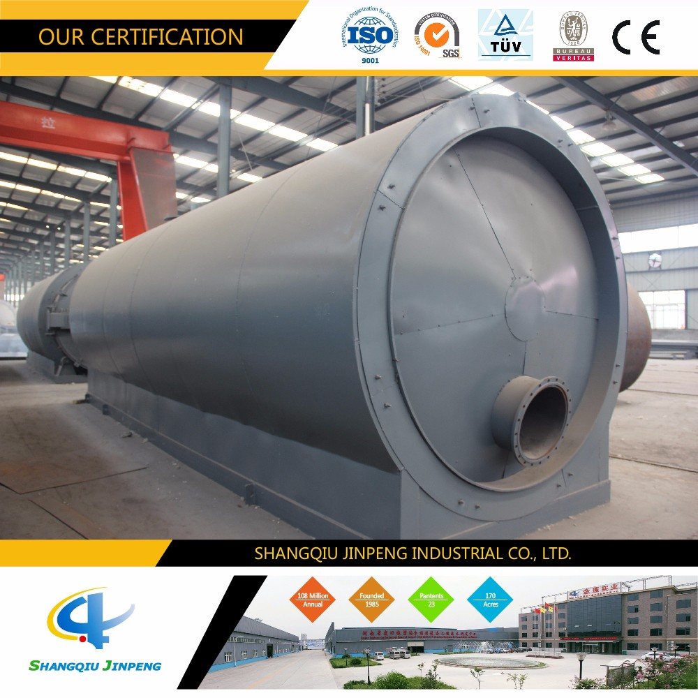 Oil Waste Lubricant Oil Blending Management Refinery Plant