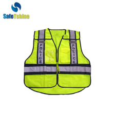2015 New design cheap ansi standard Fishing Safety Vest