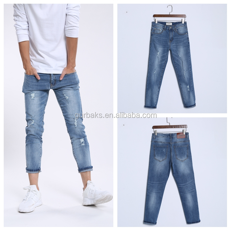 Casual Competitive Price Baggy Jeans For Men