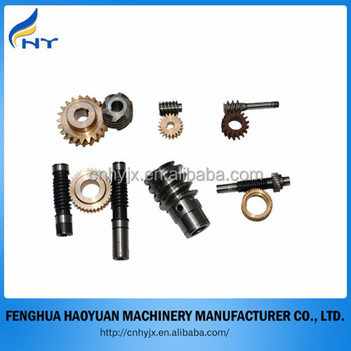 All kinds of Transmissions parts of many machines to produce in china