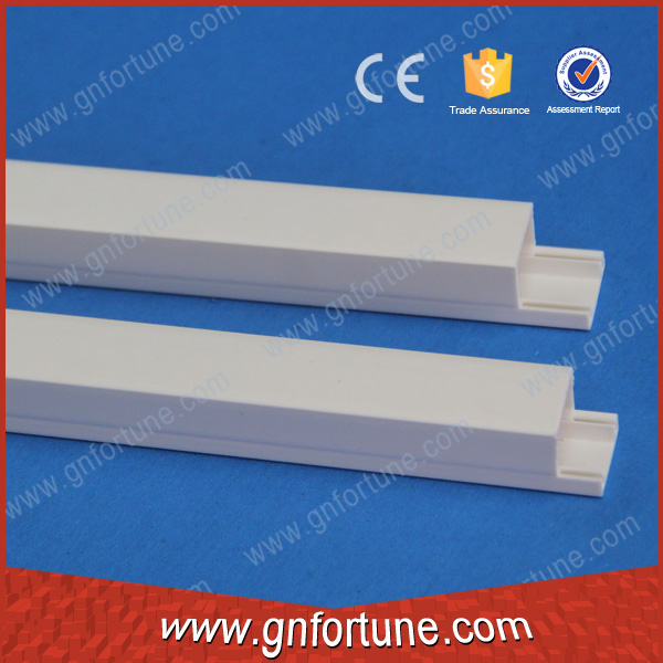 Factory price light duty square plastic conduit