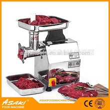 Multifunctional home use mini meat chopper / stainless steel small hand ground meat minced filling machine 10# Manufacturer