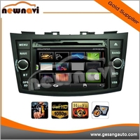 NEWNAVI 7 inch car radio for SUZUKI SWIFT 2011-/car multimedia radio navigation dvd with bluetooth stereo, cd, 3g wifi car dvr
