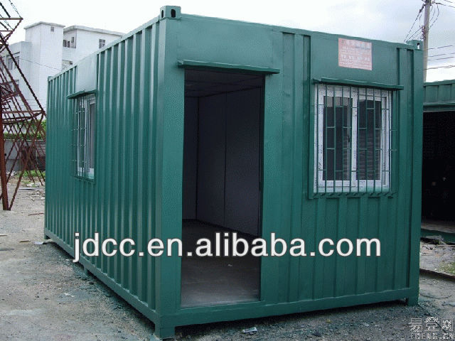 lowcost modified container house